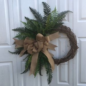 Greenery Wreath - Year Round Wreath